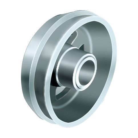 沈阳球磨铸铁件(轮毂)